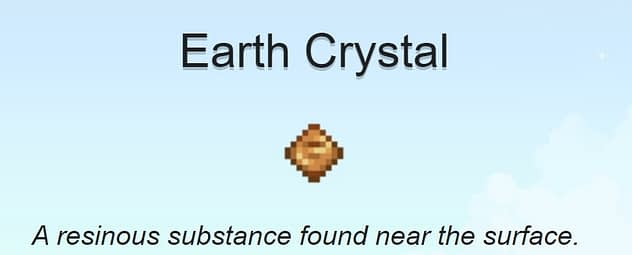 Earth Crystal Stardew Valley