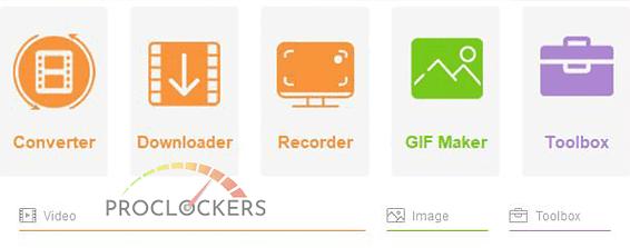 Wonderfox HD Video Converter Software Lineup of different programs