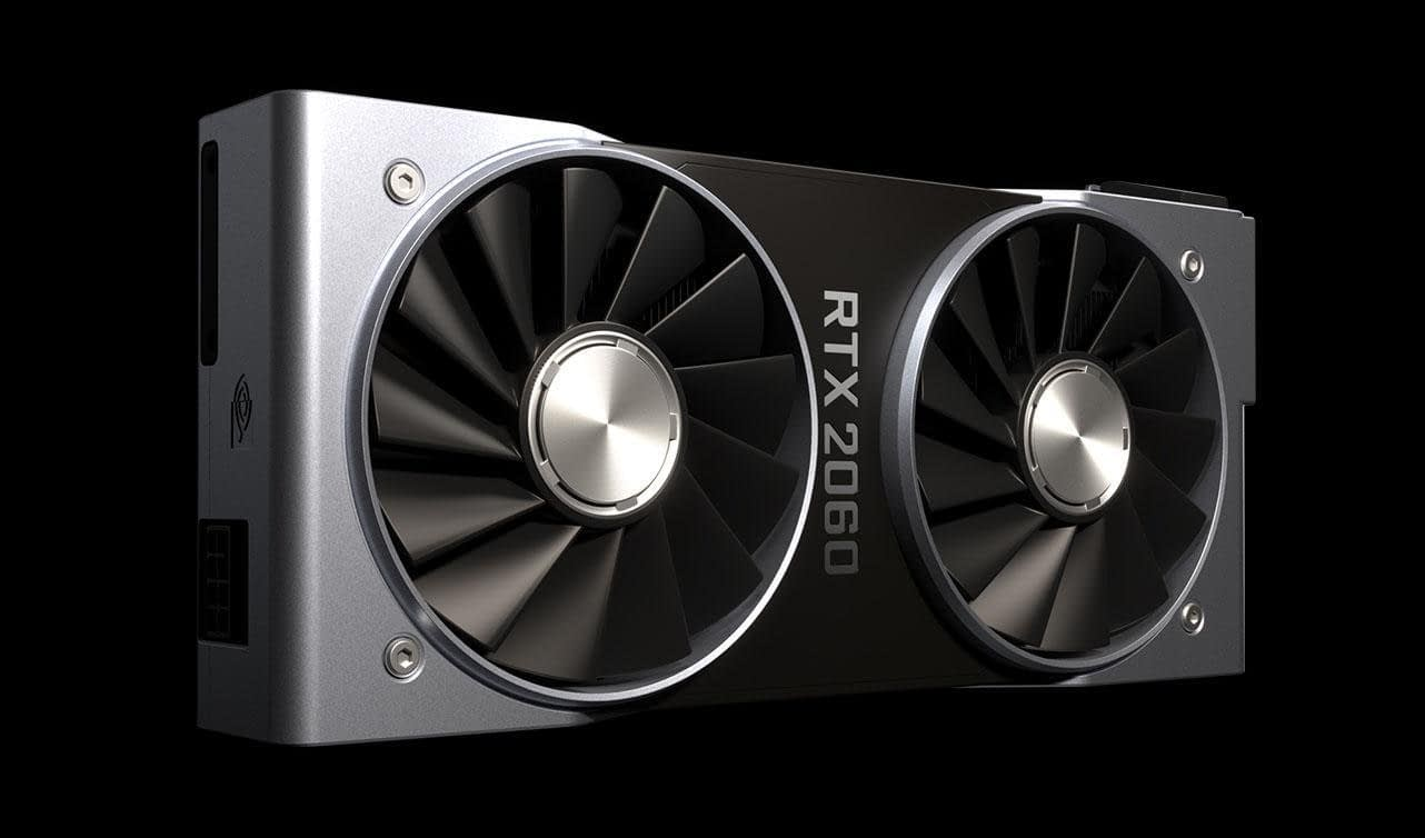 GeForce RTX 2060 vs GTX 1070 Comparison
