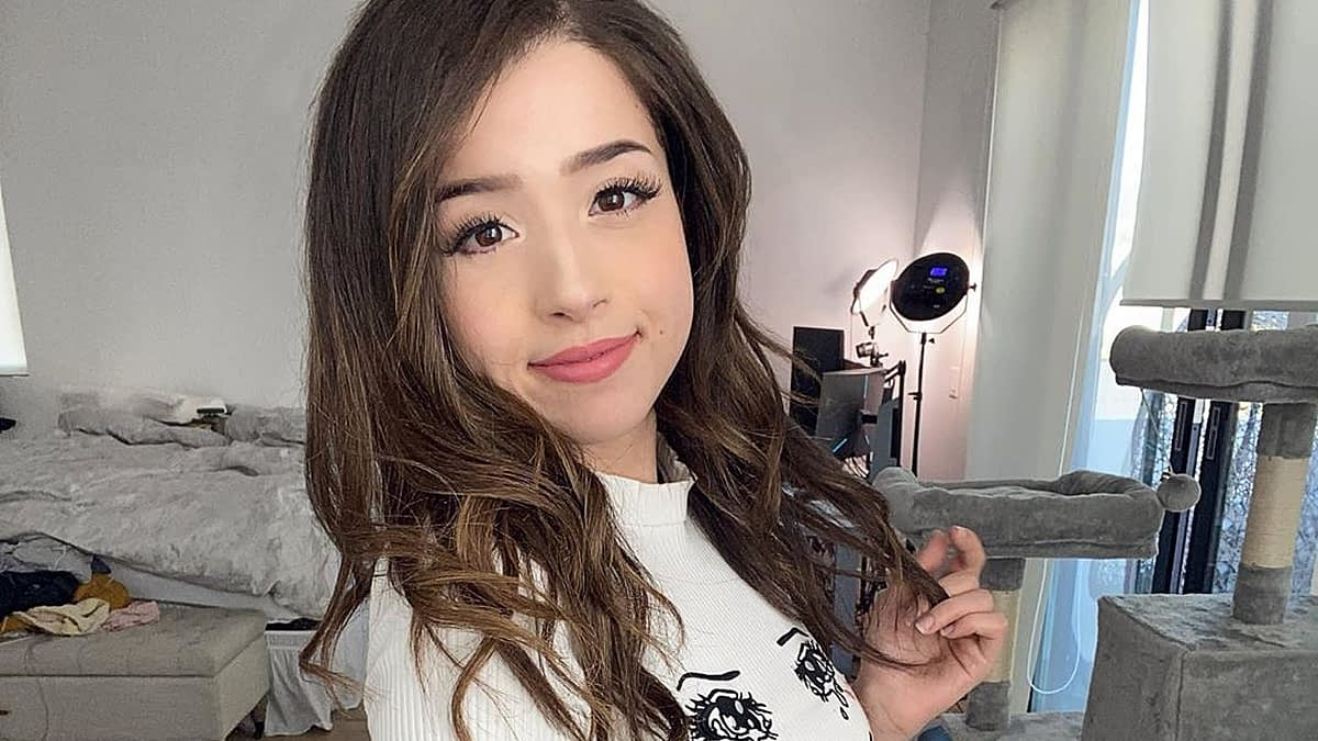 Photo of Pokimane from her IG account