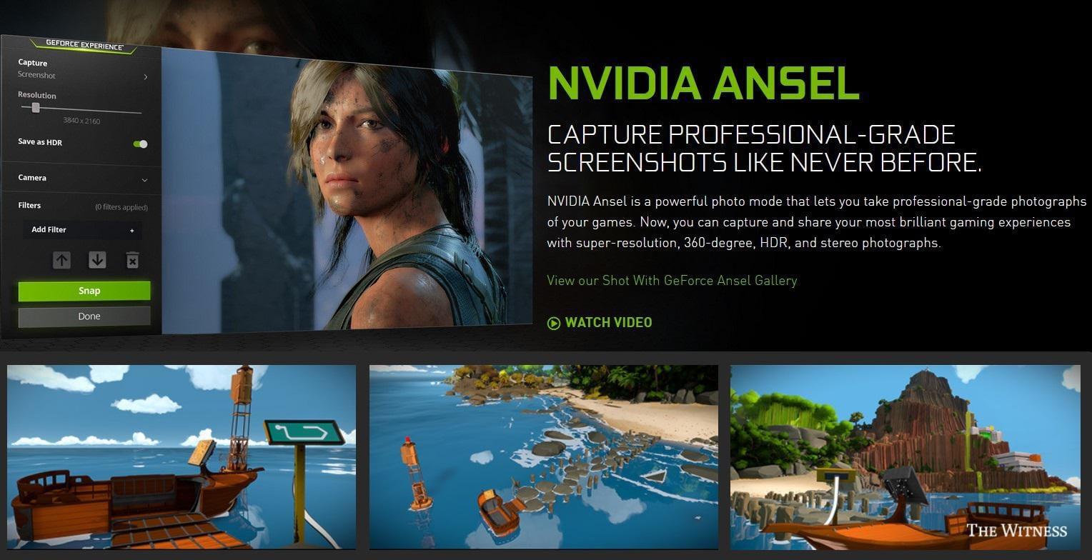 NVIDIA GeForce GTX 1650 Games NVIDIA